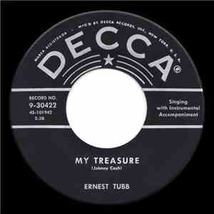 Ernest Tubb - My Treasure / Go Home download free