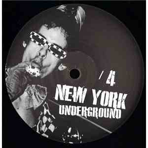 Various - New York Underground / 4 download free